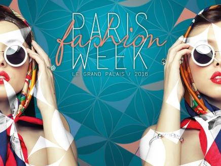 Affiche projet Fashion Week