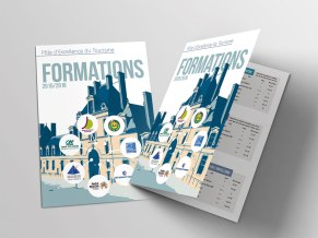 Plaquettes formations