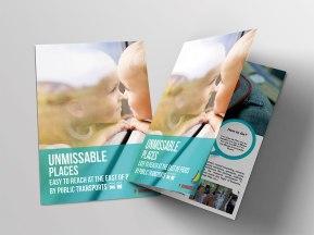 Brochure destinations