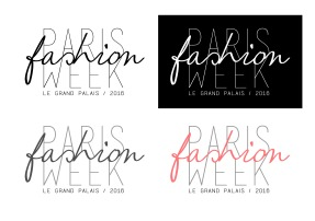 Logo Paris Fashion-Week 2016
