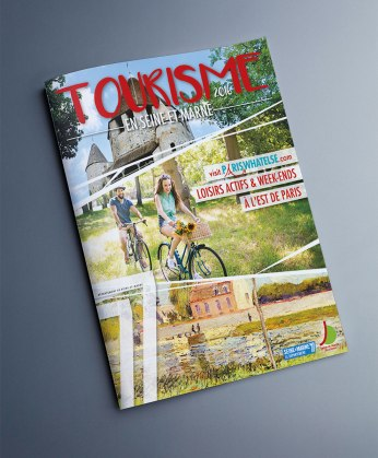 Magazine du tourisme en Seine-et-Marne 2016
