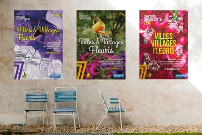 Propositions Villes et Villages Fleuris édition 2016