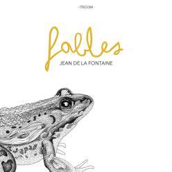Couverture livre Fables Jean de La Fontaine