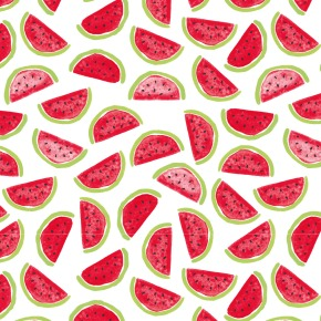 Pattern pasteque