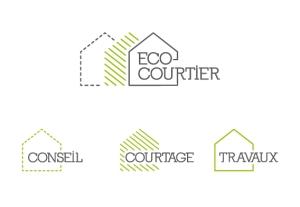 Proposition de logo pour une entreprise de courtage